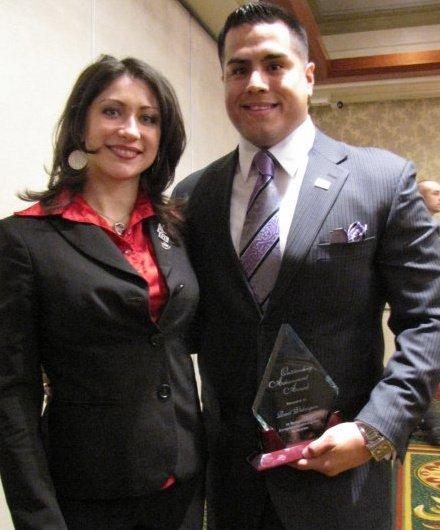 Regional Directors Raul & Jenna Velazquez
